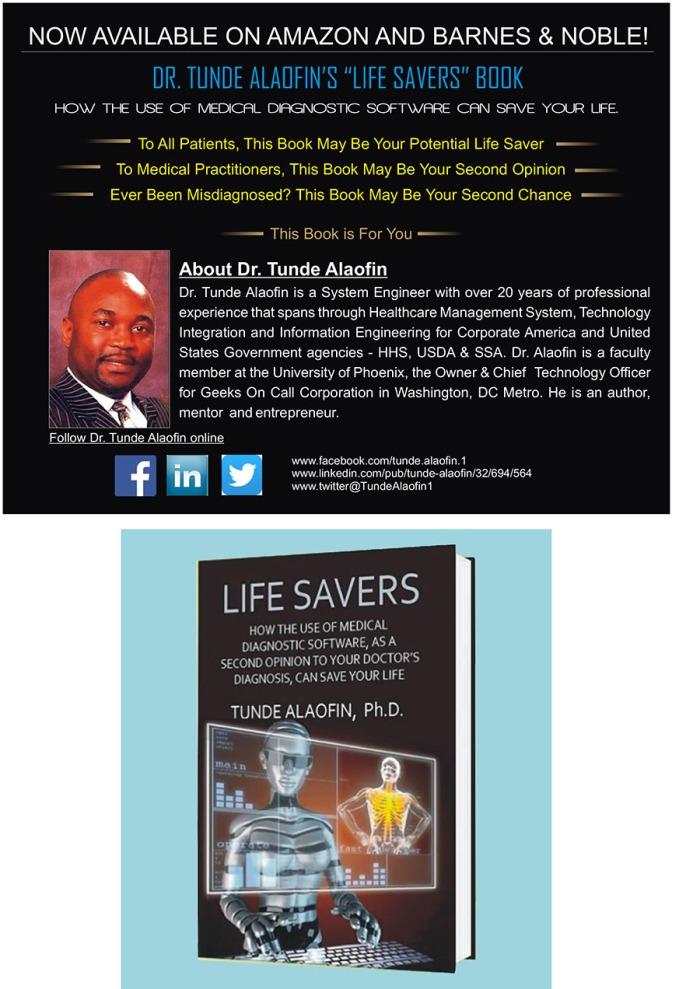 Life Savers Book Flyer